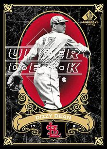 2007 SP Legendary Cuts #91 Dizzy Dean