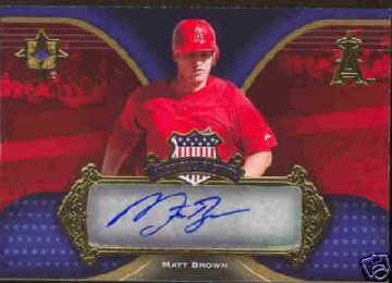 2007 Ultimate Collection Ultimate Star Materials #MA2 Matt Cain