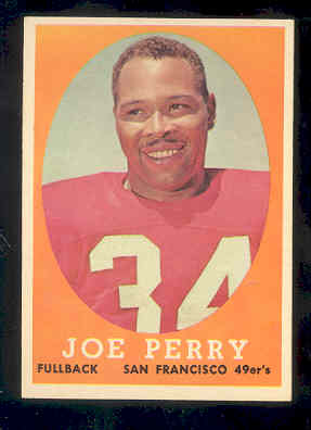 1958 Topps #93 Joe Perry