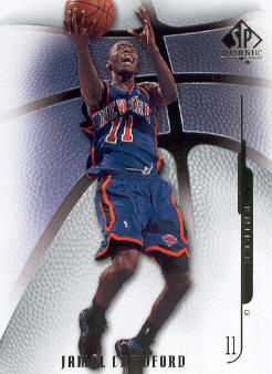 2008-09 SP Authentic #13 Jamal Crawford