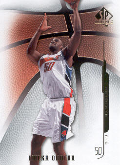 2008-09 SP Authentic #23 Emeka Okafor