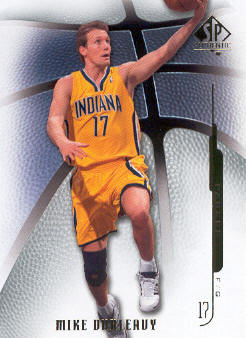 2008-09 SP Authentic #35 Mike Dunleavy