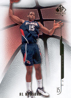 2008-09 SP Authentic #45 Al Horford