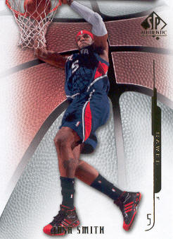 2008-09 SP Authentic #47 Josh Smith