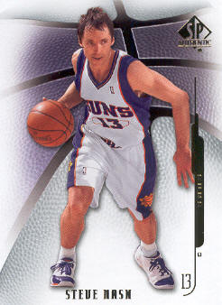 2008-09 SP Authentic #75 Steve Nash