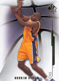 2008-09 SP Authentic #92 Andrew Bynum