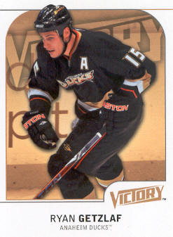 2009-10 Upper Deck Victory #1 Ryan Getzlaf