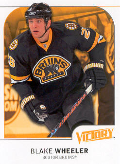 2009-10 Upper Deck Victory #15 Blake Wheeler