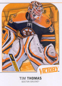 2009-10 Upper Deck Victory #18 Tim Thomas