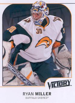 2009-10 Upper Deck Victory #22 Ryan Miller