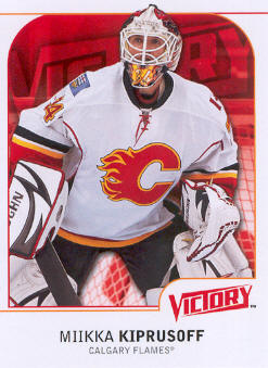 2009-10 Upper Deck Victory #31 Miikka Kiprusoff