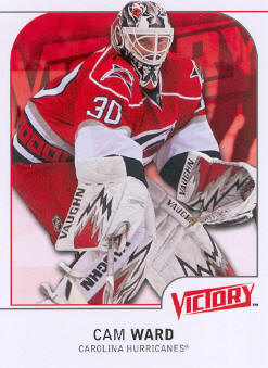2009-10 Upper Deck Victory #35 Cam Ward