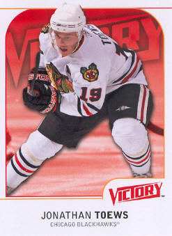 2009-10 Upper Deck Victory #44 Jonathan Toews