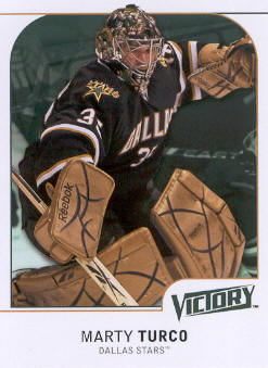 2009-10 Upper Deck Victory #61 Marty Turco