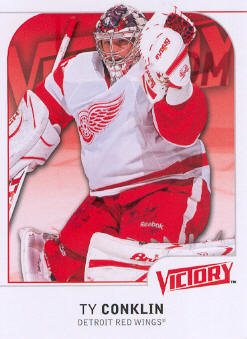 2009-10 Upper Deck Victory #72 Ty Conklin