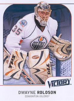 2009-10 Upper Deck Victory #83 Dwayne Roloson