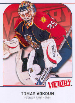 2009-10 Upper Deck Victory #85 Tomas Vokoun
