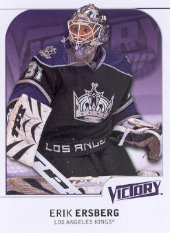 2009-10 Upper Deck Victory #95 Erik Ersberg