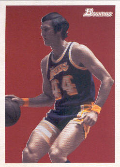 2009-10 Bowman 48 #87 Jerry West