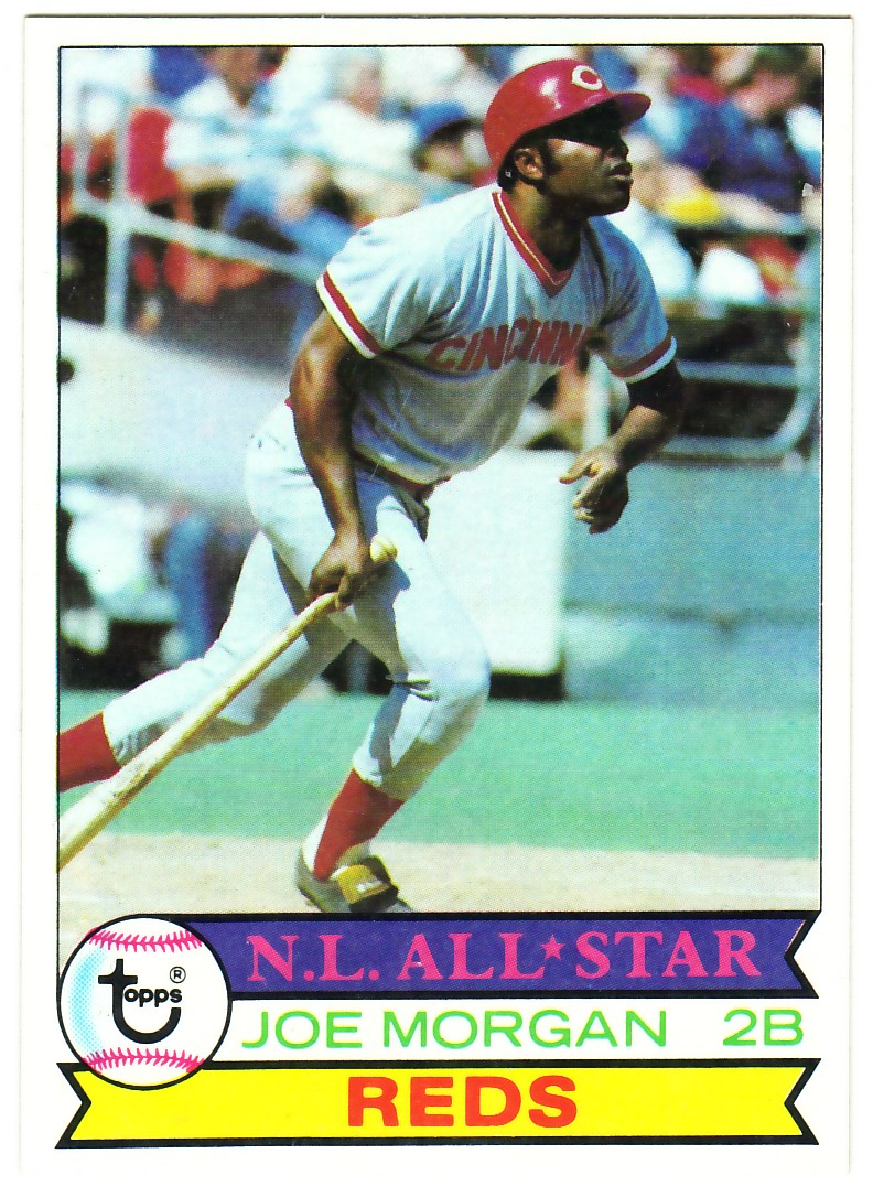 1979 Topps #20 Joe Morgan DP