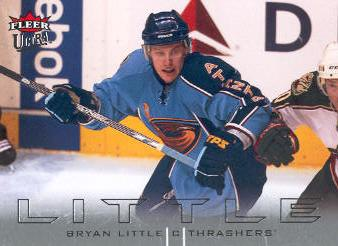 2009-10 Ultra #8 Bryan Little