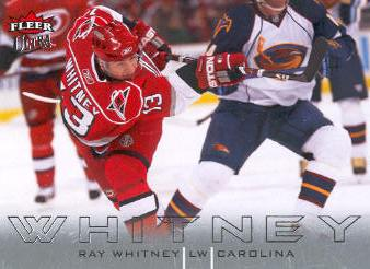 2009-10 Ultra #27 Ray Whitney