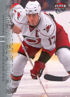 2009-10 Ultra #30 Rod Brind`Amour