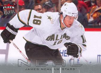 2009-10 Ultra #50 James Neal