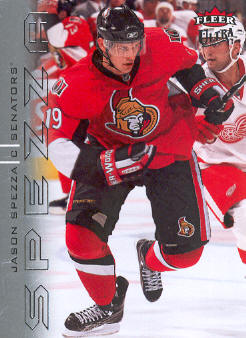 2009-10 Ultra #104 Jason Spezza
