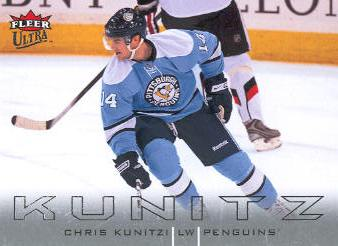 2009-10 Ultra #121 Chris Kunitz