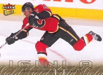 2009-10 Ultra Gold Medallion #21 Jarome Iginla