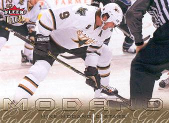 2009-10 Ultra Gold Medallion #49 Mike Modano