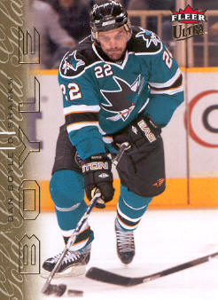2009-10 Ultra Gold Medallion #126 Dan Boyle