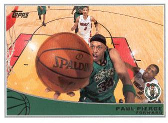 2009-10 Topps #12 Paul Pierce