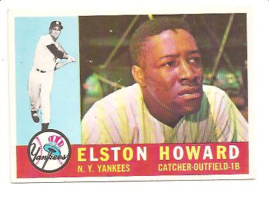 1960 Topps #65 Elston Howard