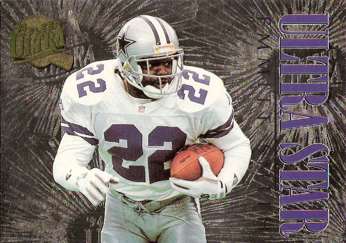 1994 Ultra Stars #8 Emmitt Smith