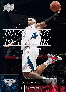 2009-10 Upper Deck #1 Josh Smith