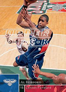2009-10 Upper Deck #2 Al Horford