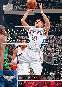 2009-10 Upper Deck #3 Mike Bibby