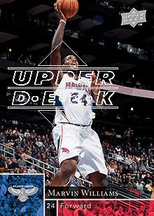 2009-10 Upper Deck #5 Marvin Williams