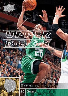 2009-10 Upper Deck #9 Ray Allen