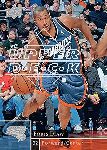 2009-10 Upper Deck #18 Boris Diaw