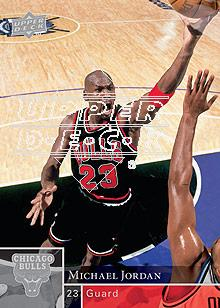 2009-10 Upper Deck #23 Michael Jordan