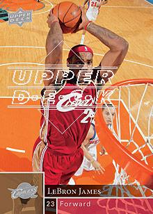 2009-10 Upper Deck #28 LeBron James