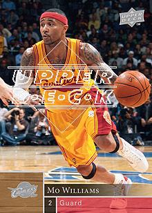 2009-10 Upper Deck #29 Mo Williams