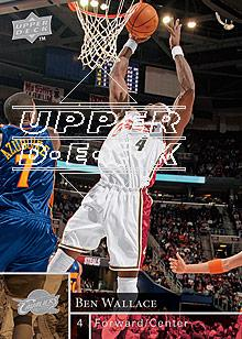 2009-10 Upper Deck #30 Ben Wallace