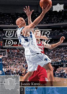 2009-10 Upper Deck #37 Jason Kidd