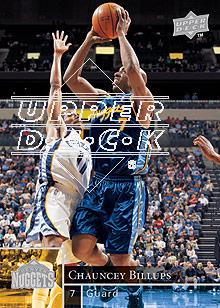 2009-10 Upper Deck #41 Chauncey Billups