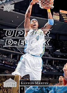 2009-10 Upper Deck #43 Kenyon Martin