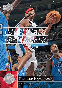 2009-10 Upper Deck #48 Richard Hamilton
